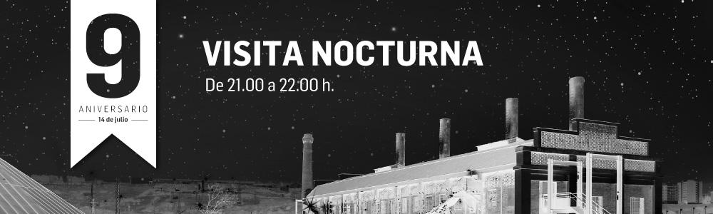 El Museo de la Energía organiza una visita nocturna gratuita para mañana martes 2