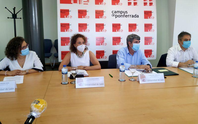 Universidad de León y Asprona Bierzo refuerzan su colaboración con la firma de un nuevo convenio que promoverá la investigación sobre discapacidad intelectual 1