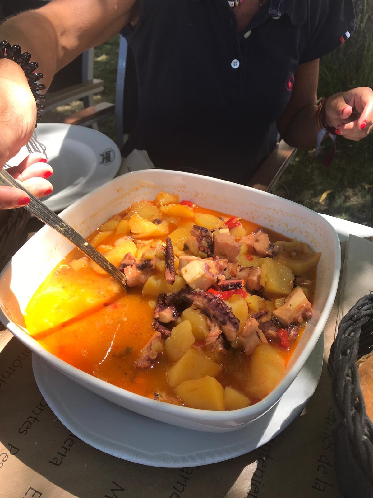 Ezequiel II, bacanal gastronómica en la montaña leonesa 2