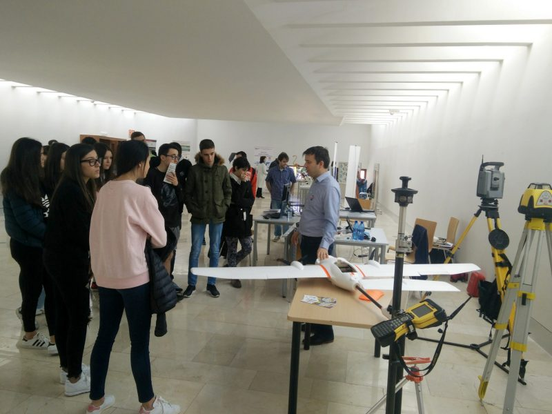 Geomática y Topografía se consolida en la oferta de Grados en el Campus de Ponferrada 1