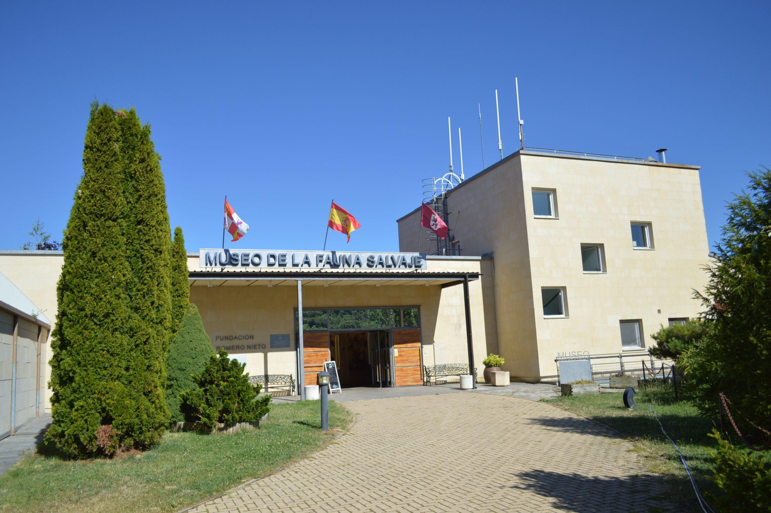 Visita al Museo de la Fauna Salvaje de Vadehuesa 2