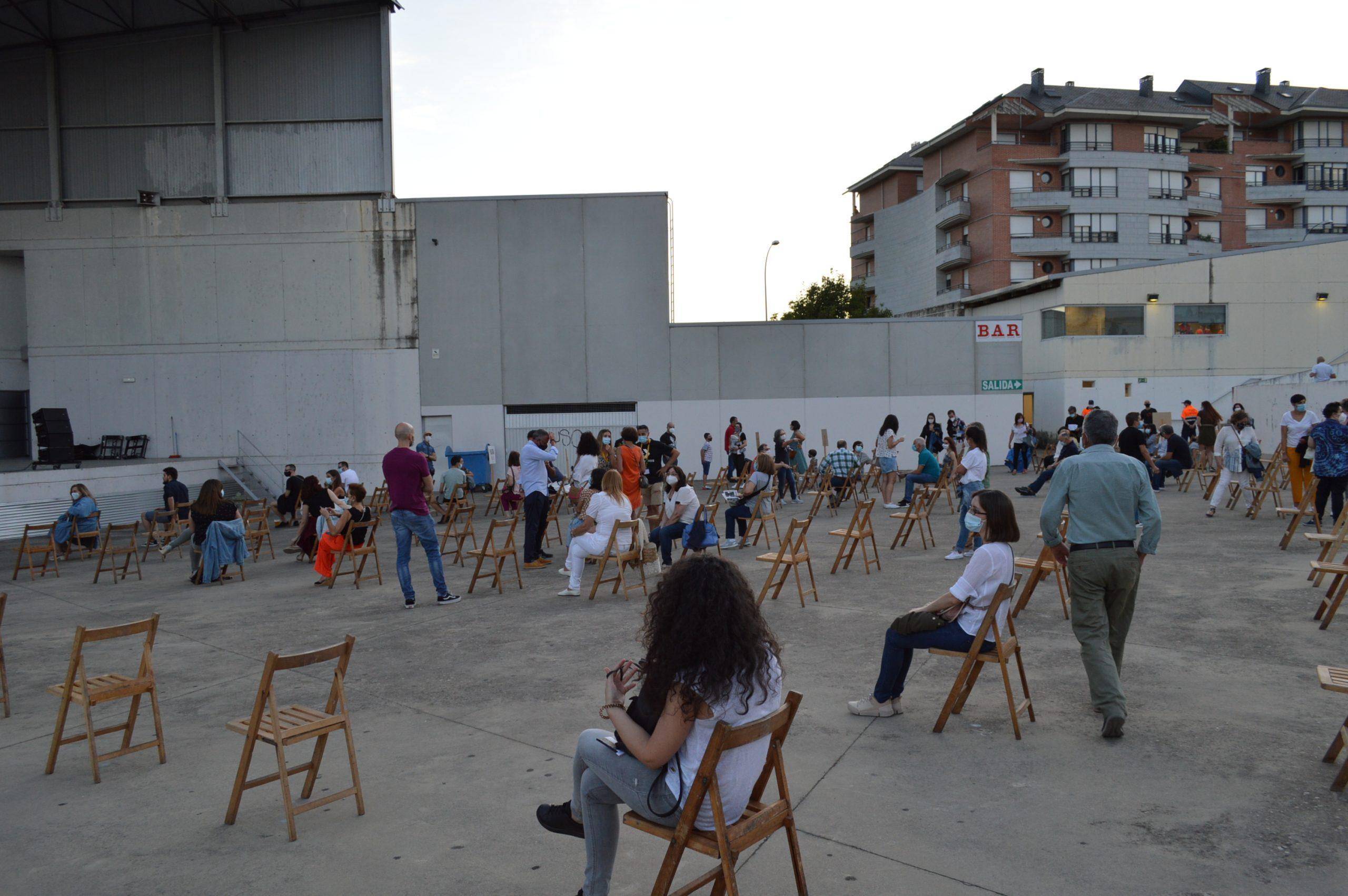 Concierto de Amaral en el verano #ponferradateabraza, la cercanía del dúo zaragozano alejó la distancia social 4