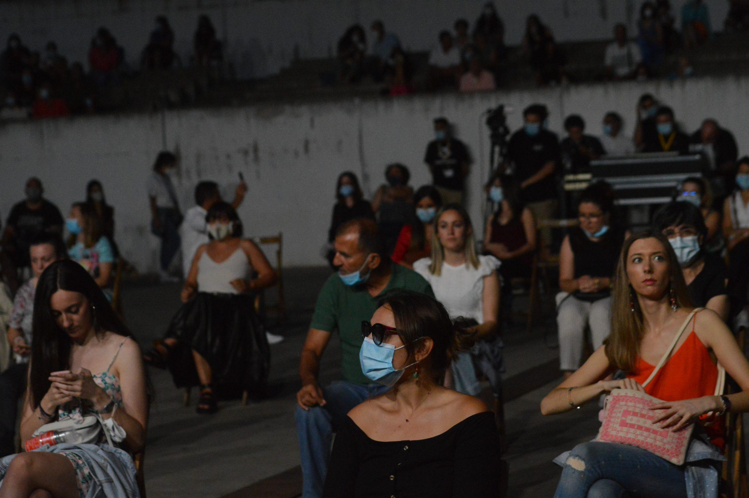 Concierto de Amaral en el verano #ponferradateabraza, la cercanía del dúo zaragozano alejó la distancia social 5