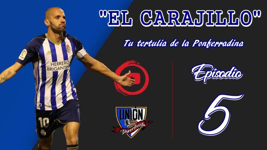 La actualidad de la Deportiva en la vídeo tertulia 'El Carajillo' 1