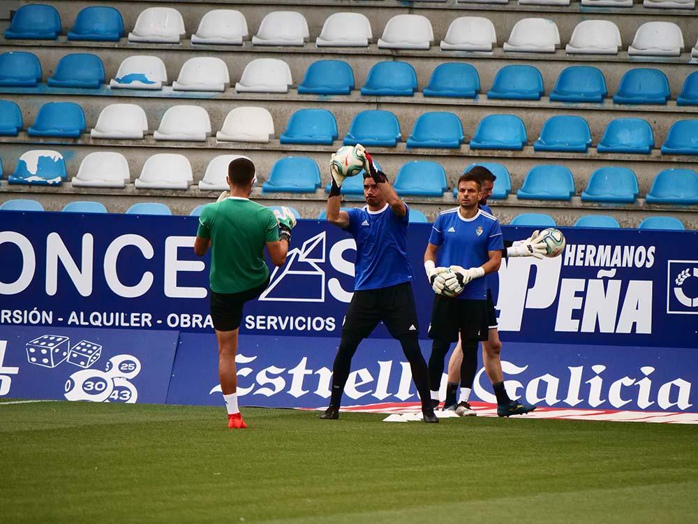 SD Ponferradina - CD Lugo. Las fotos del partido 2
