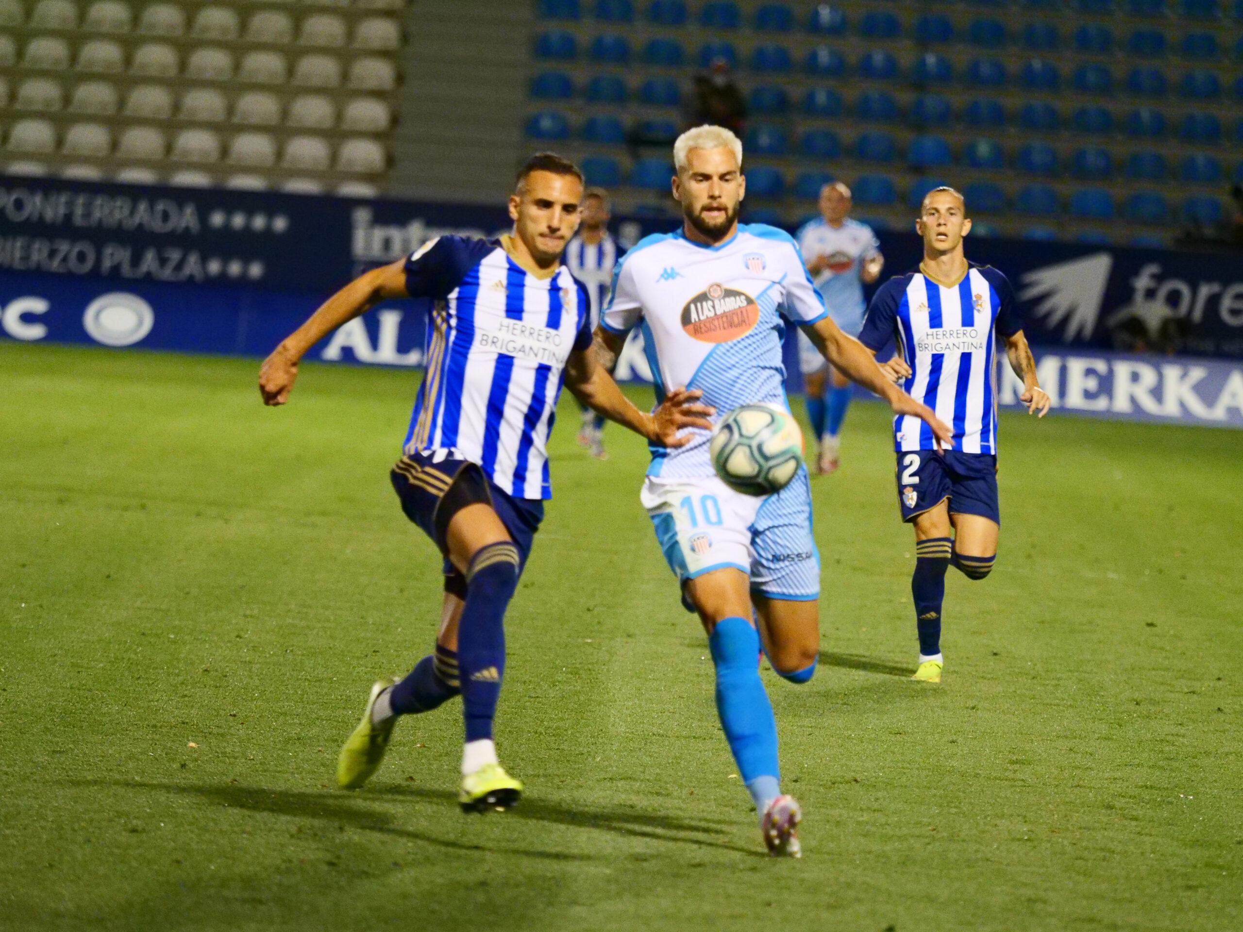 SD Ponferradina - CD Lugo. Las fotos del partido 30
