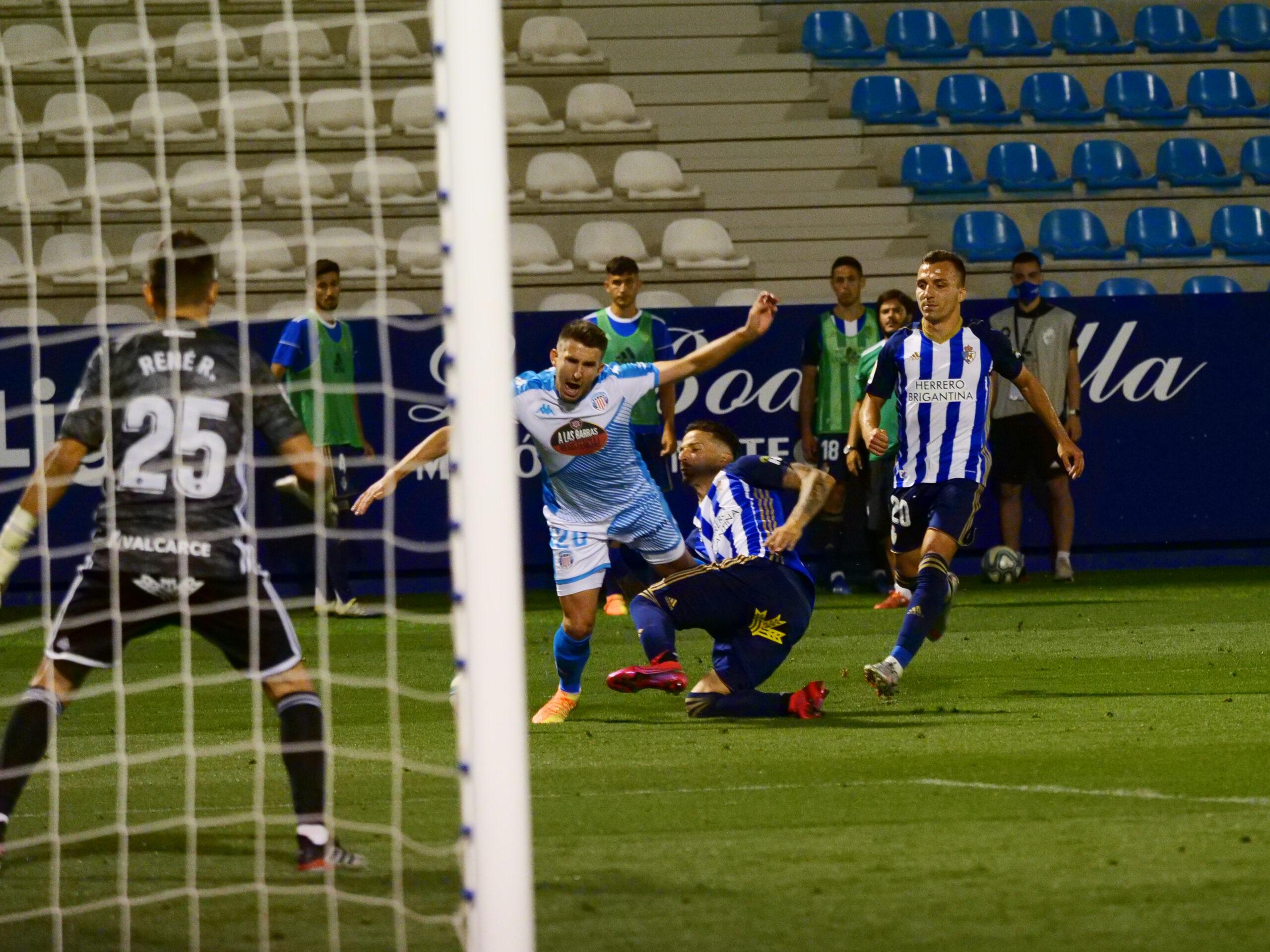SD Ponferradina - CD Lugo. Las fotos del partido 35
