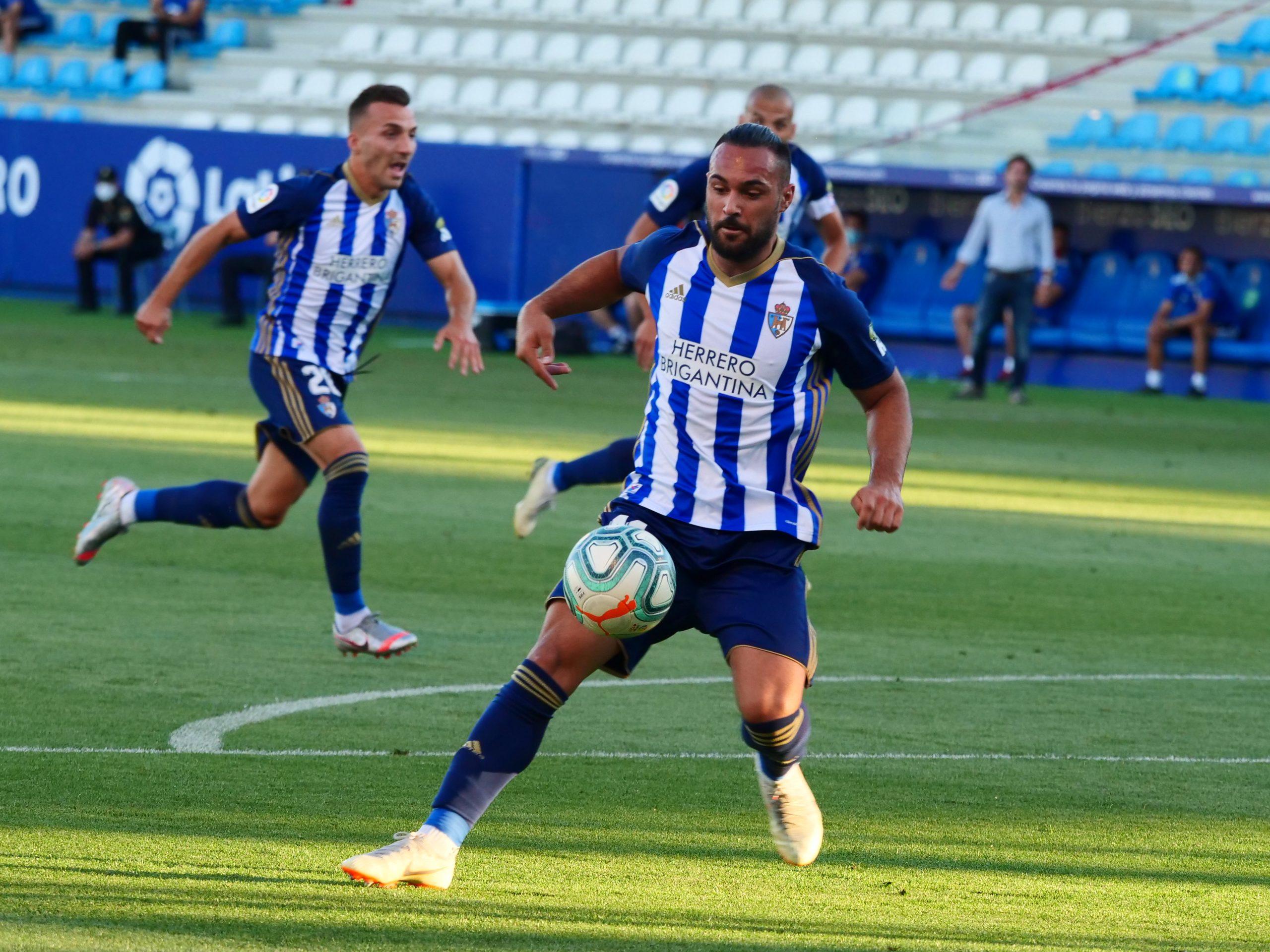 La Deportiva sigue en Segunda división liga SmartBank, historia gráfica de una salvación 1
