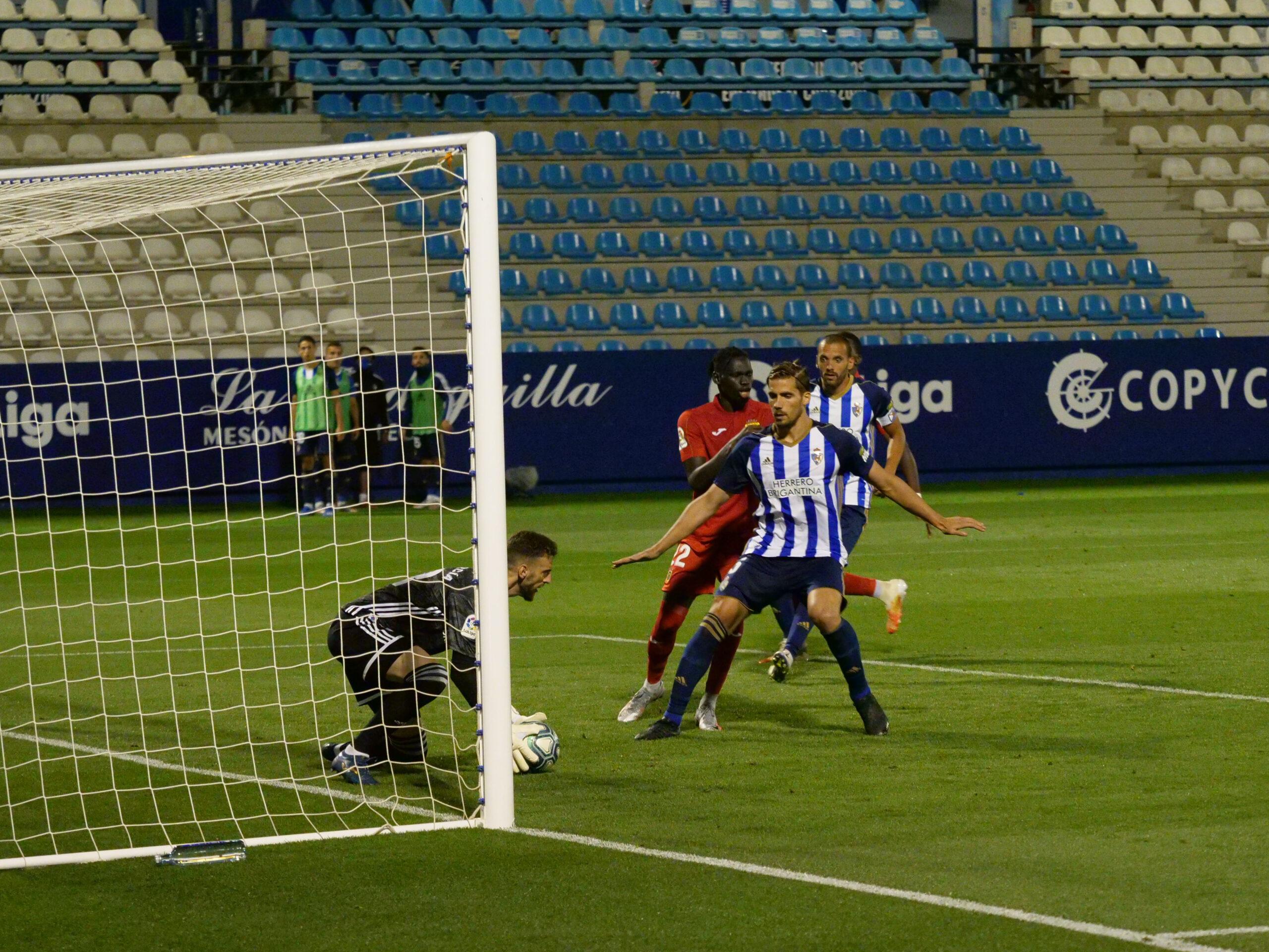 Fotogalería del partido Ponferradina - Fuenlabrada (0 - 3) 127