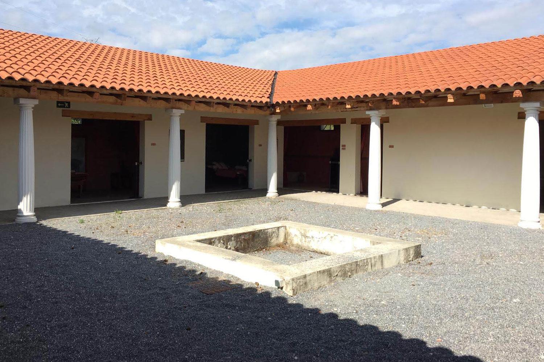 El Consejo Comarcal y Dinamia Teatro recuperan el proyecto de visitas teatralizadas en la Domus 1