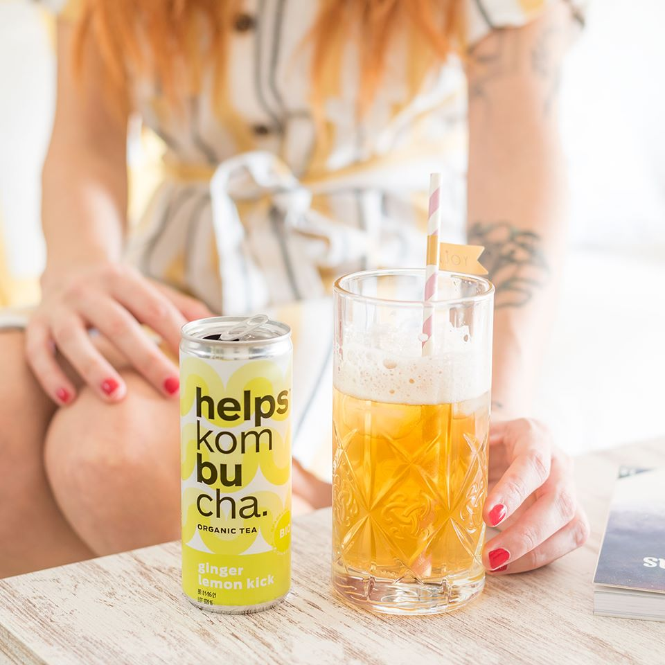 La compañía berciana Pharmadus lanza Kombucha, la alternativa saludable a los refrescos 1