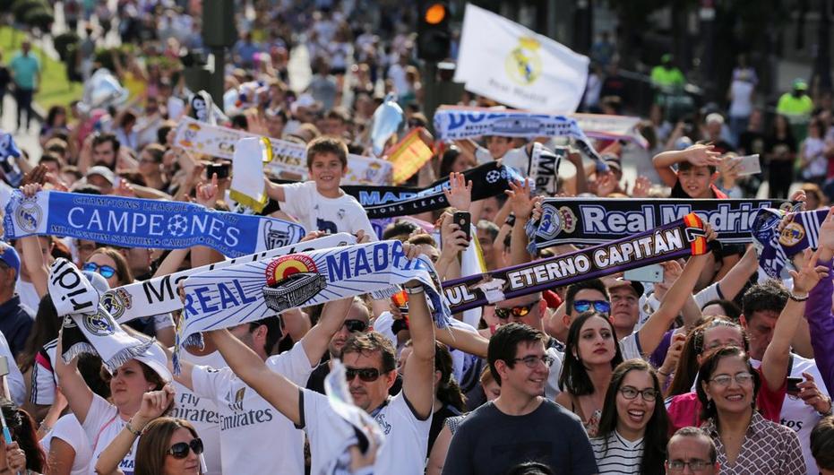 El Ayuntamiento de Ponferrada pide a los aficionados responsabilidad ante el probable triunfo del Real Madrid en la Liga 1