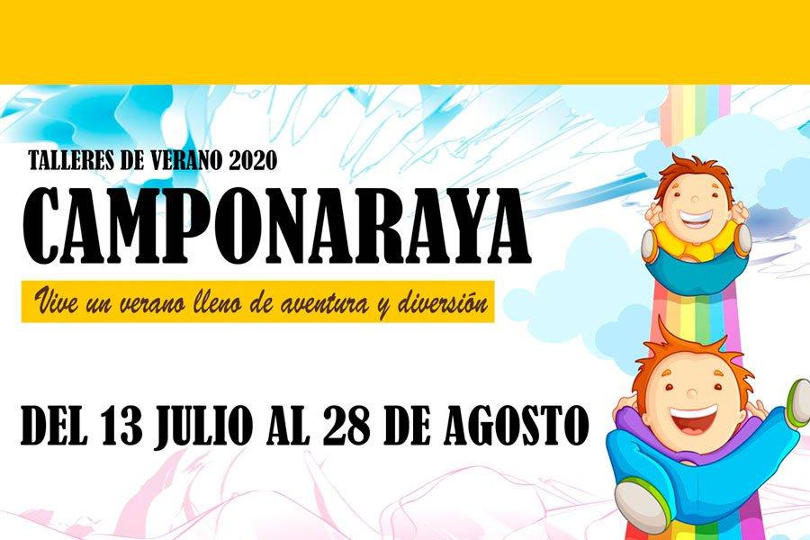 Camponaraya organiza talleres de verano para los peques de la casa 1