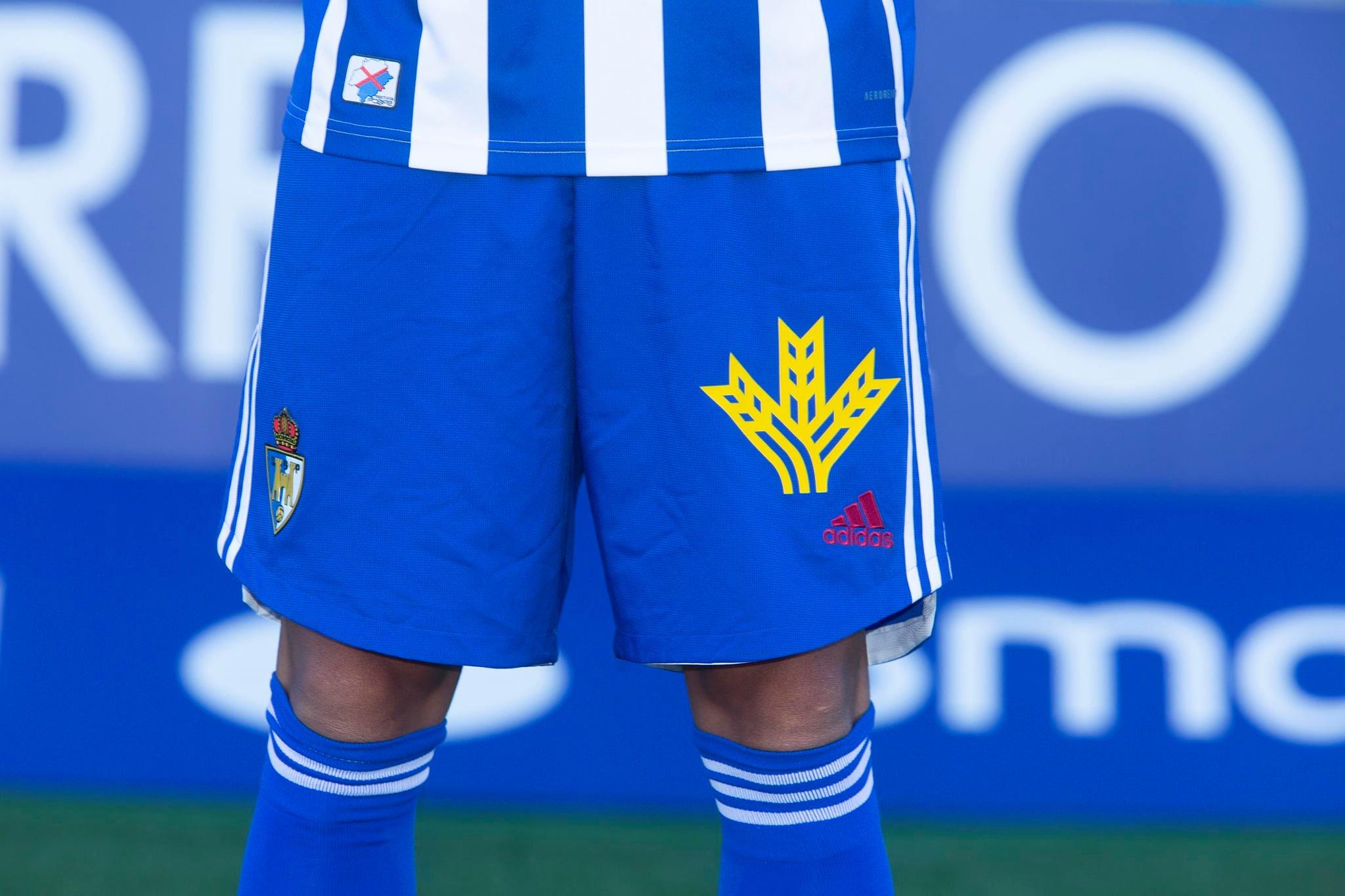 Así es la nueva equipación de la SD Ponferradina para la campaña 20-21 6