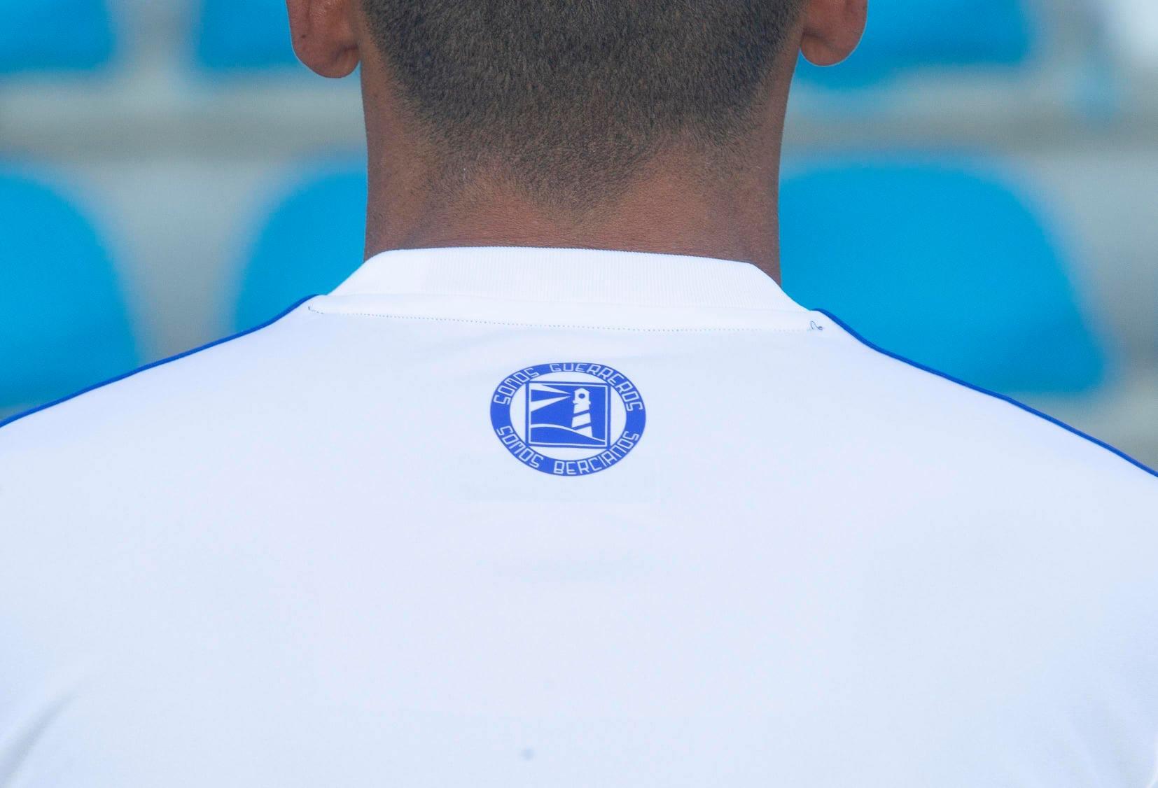 Así es la nueva equipación de la SD Ponferradina para la campaña 20-21 1
