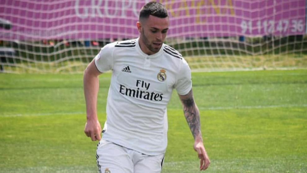 La Deportiva alcanza un principio de acuerdo para la cesión de Manu Hernando 1