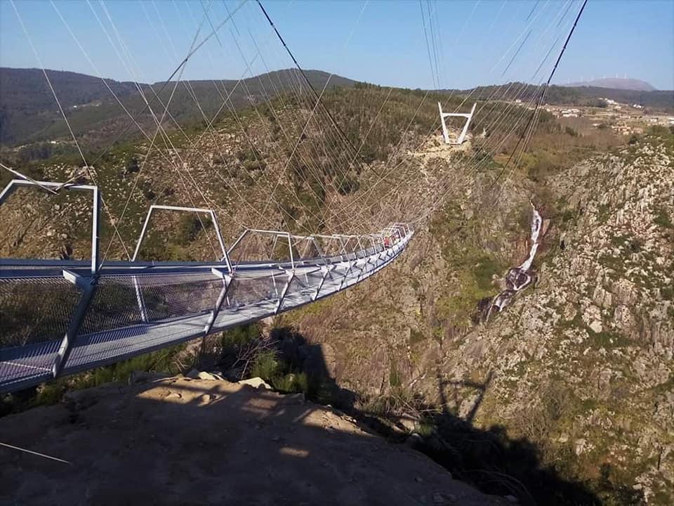 516 Arouca. El puente colgante más alto del mundo se abrirá en otoño y está a menos de cuatro horas de el Bierzo 1