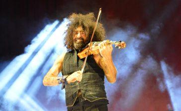 Ara Malikian emociona en su regreso a Ponferrada demostrando una vez más su virtuosismo con el violín 37