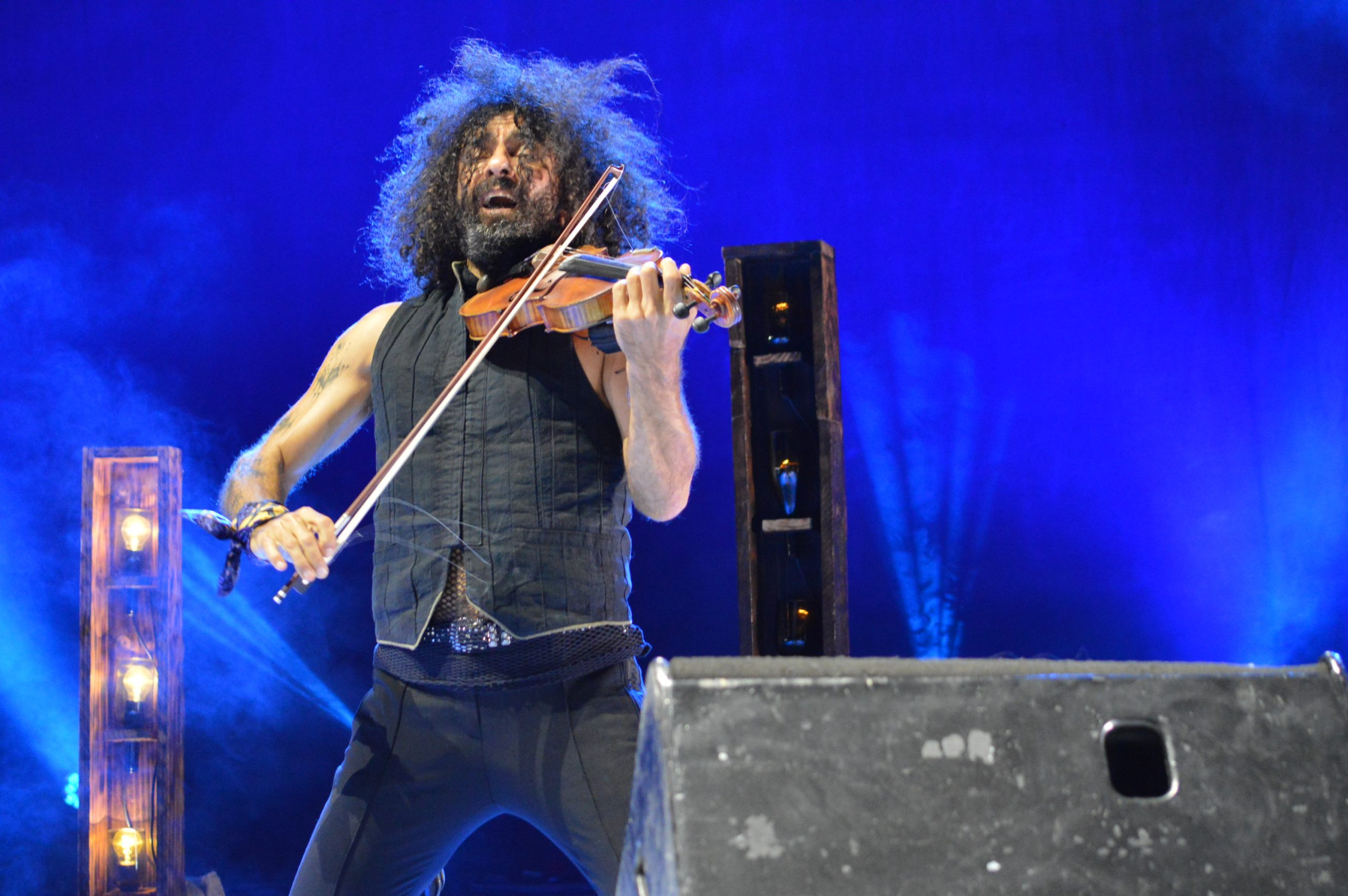 Ara Malikian emociona en su regreso a Ponferrada demostrando una vez más su virtuosismo con el violín 21