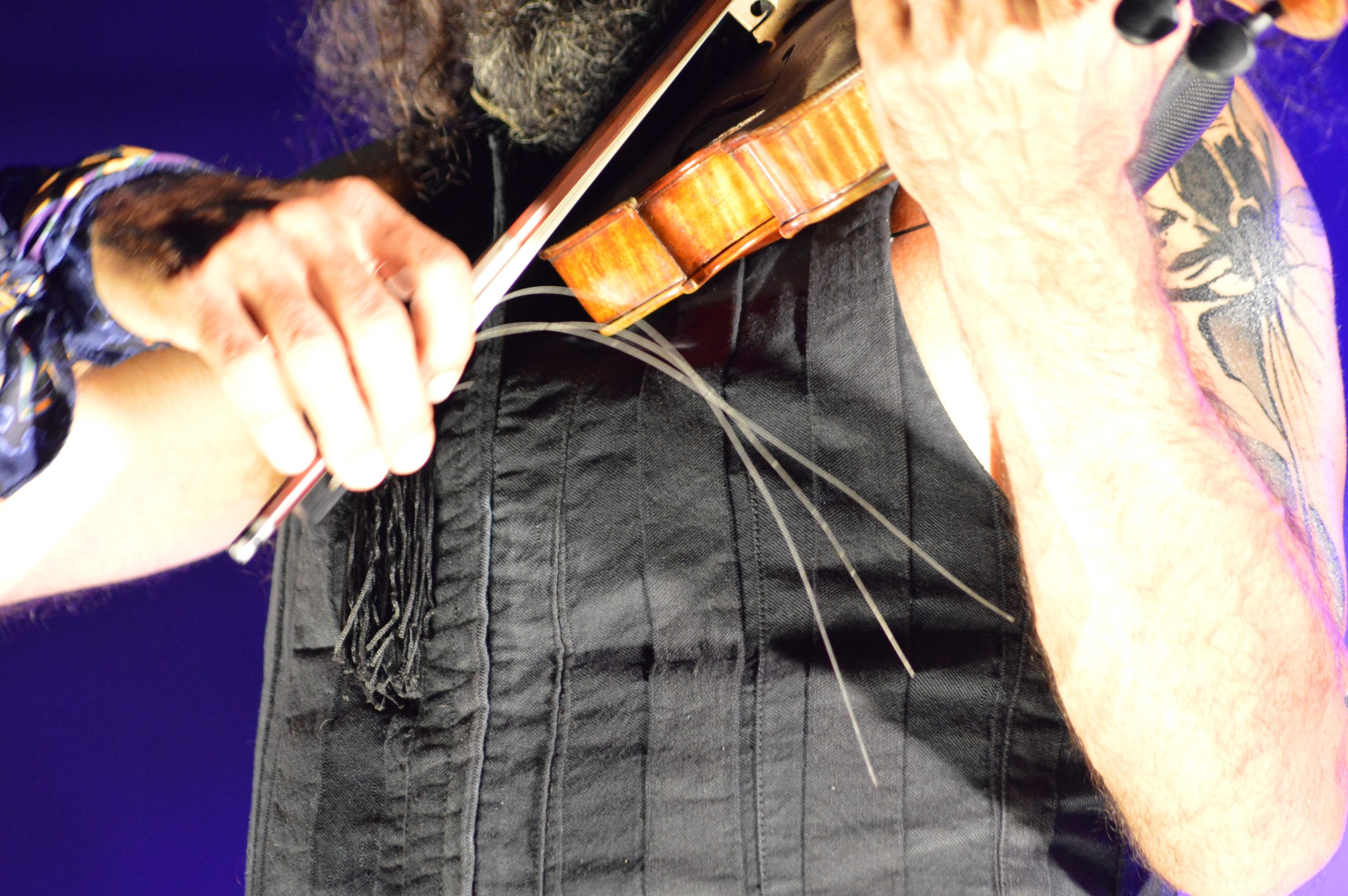 Ara Malikian emociona en su regreso a Ponferrada demostrando una vez más su virtuosismo con el violín 25