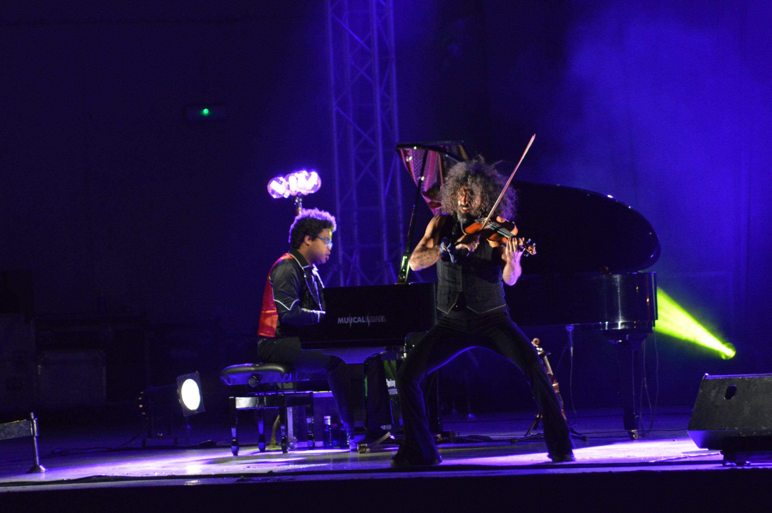 Ara Malikian emociona en su regreso a Ponferrada demostrando una vez más su virtuosismo con el violín 30