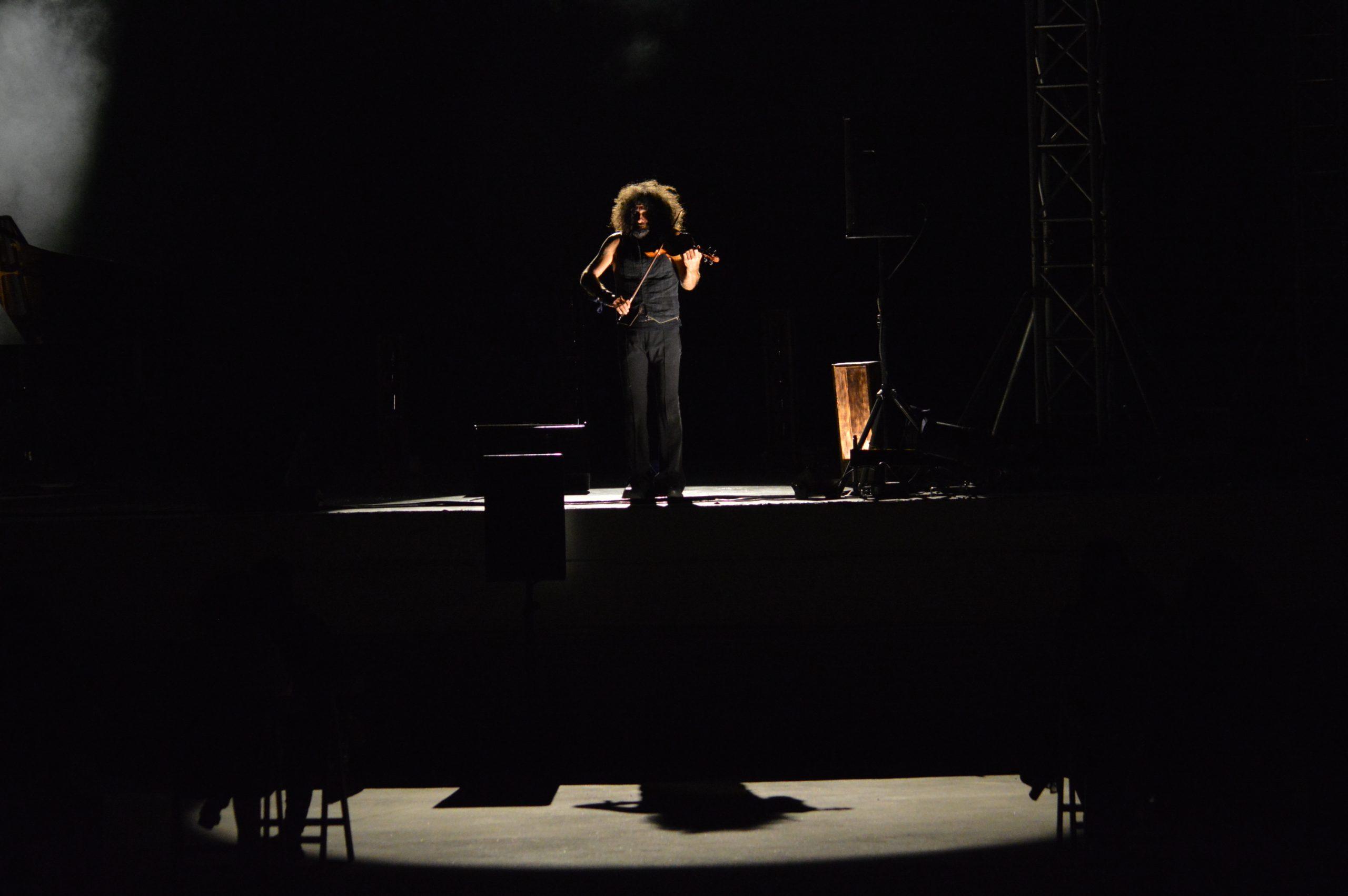 Ara Malikian emociona en su regreso a Ponferrada demostrando una vez más su virtuosismo con el violín 31