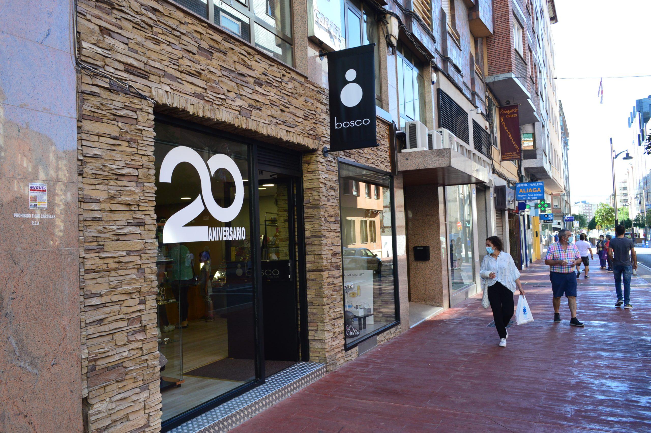 Bosco celebra su 20 aniversario con nueva ubicación en el centro de la ciudad 1