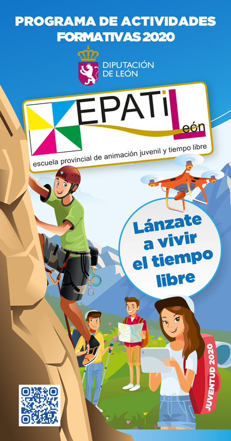 La Escuela de Animación Juvenil y Tiempo Libre de la Diputación oferta 16 cursos de formación para jóvenes para este último semestre 2
