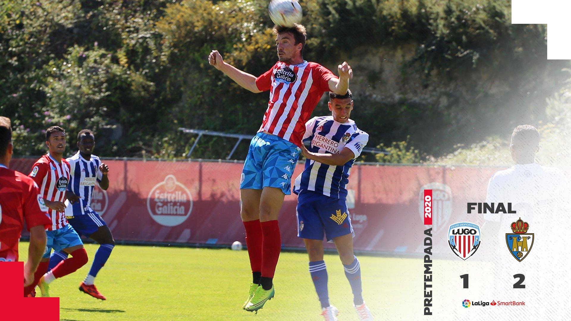 La Ponferradina inicia la pretemporada con victoria ante el Lugo en O Ceao (1-2) 2