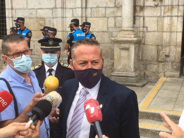 Ponferrada incorpora a 18 nuevos policías municipales a su plantilla alcanzando los 69 efectivos que llegarán a 85 en 2022 1