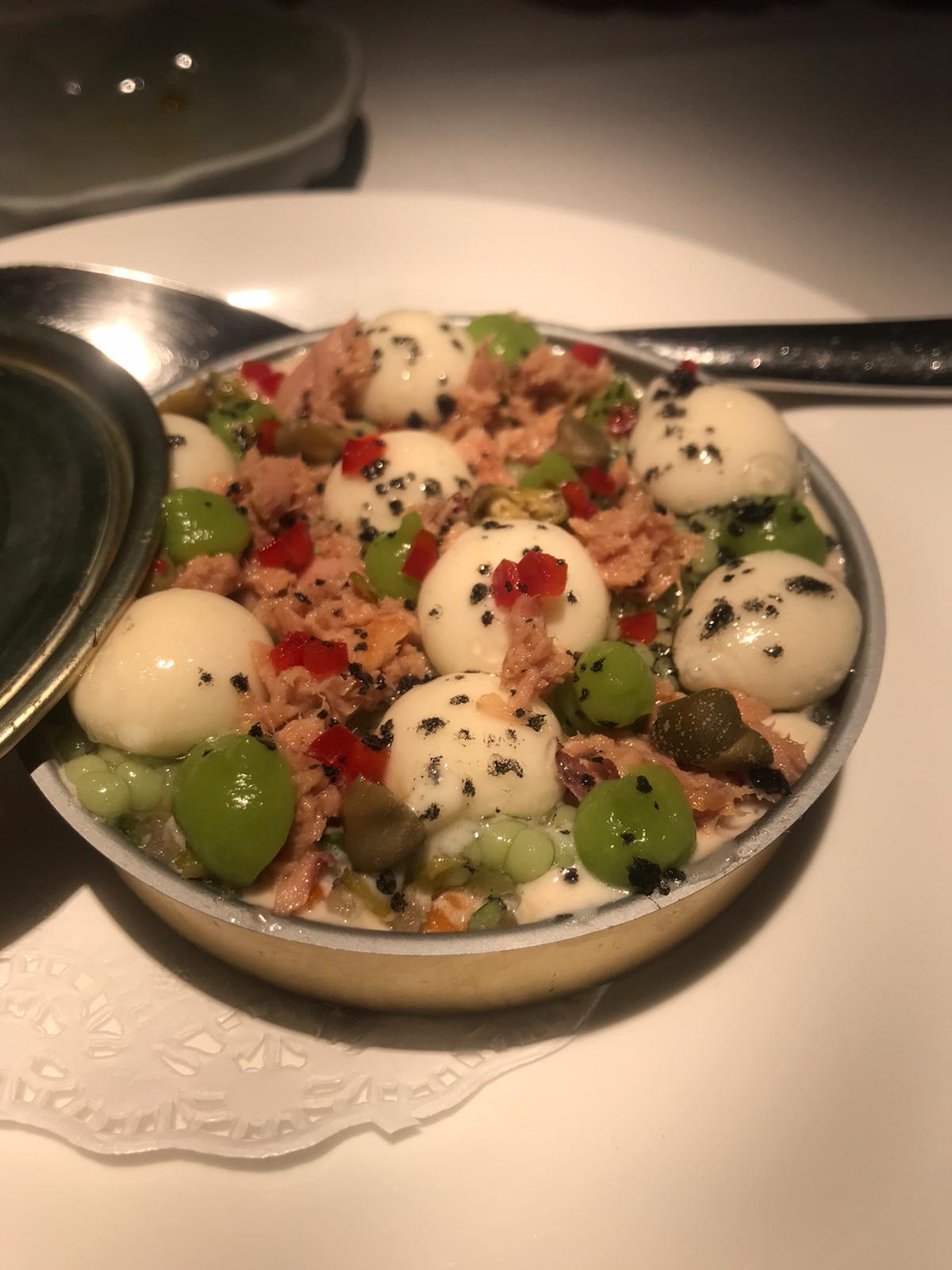Reseñas gastronómicas: Restaurante Elordi en Villajoyosa 6