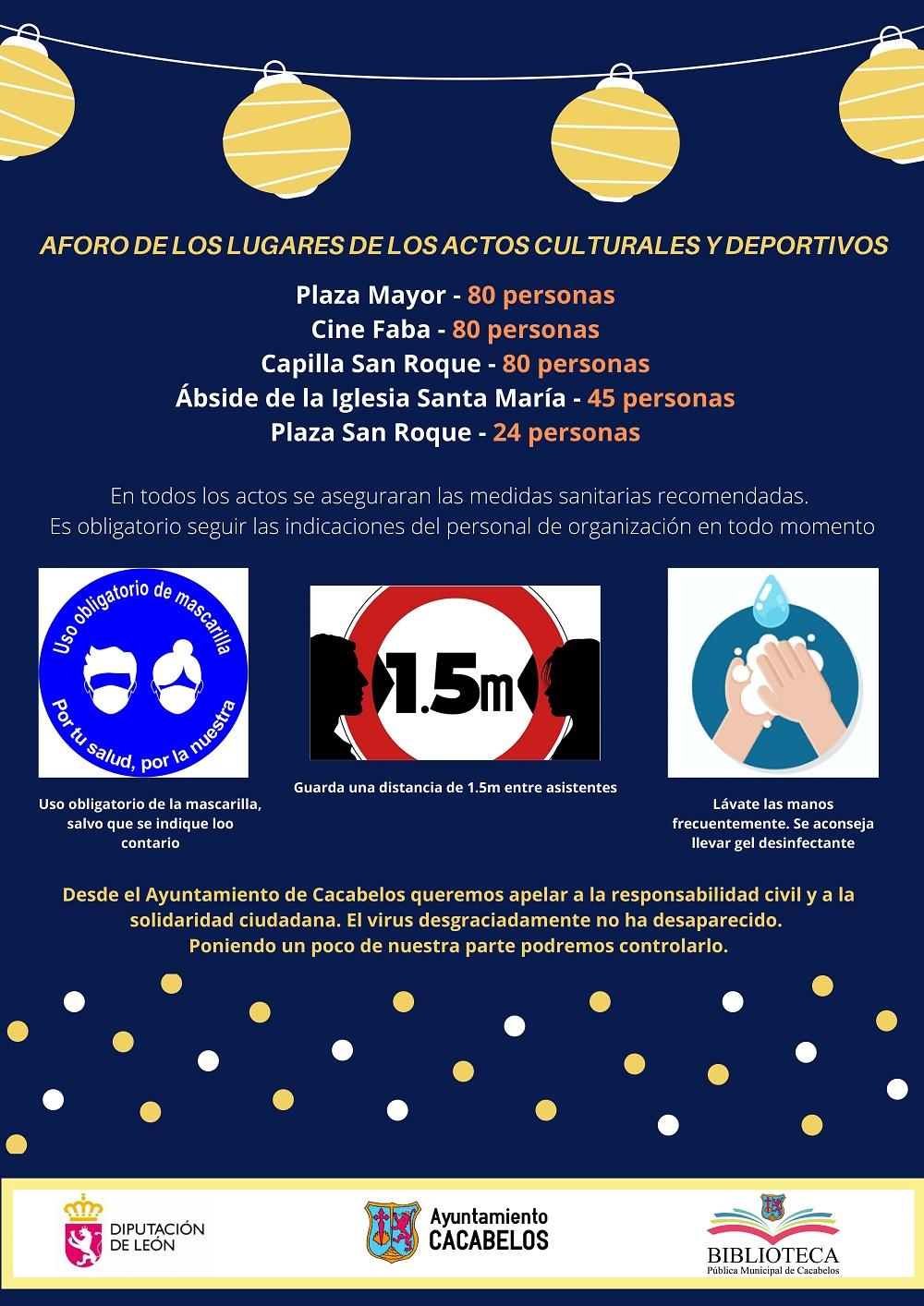 Cacabelos celebra las noches del Camino 2020 que incluyen cine, charlas o exposiciones a lo largo de agosto y septiembre 5