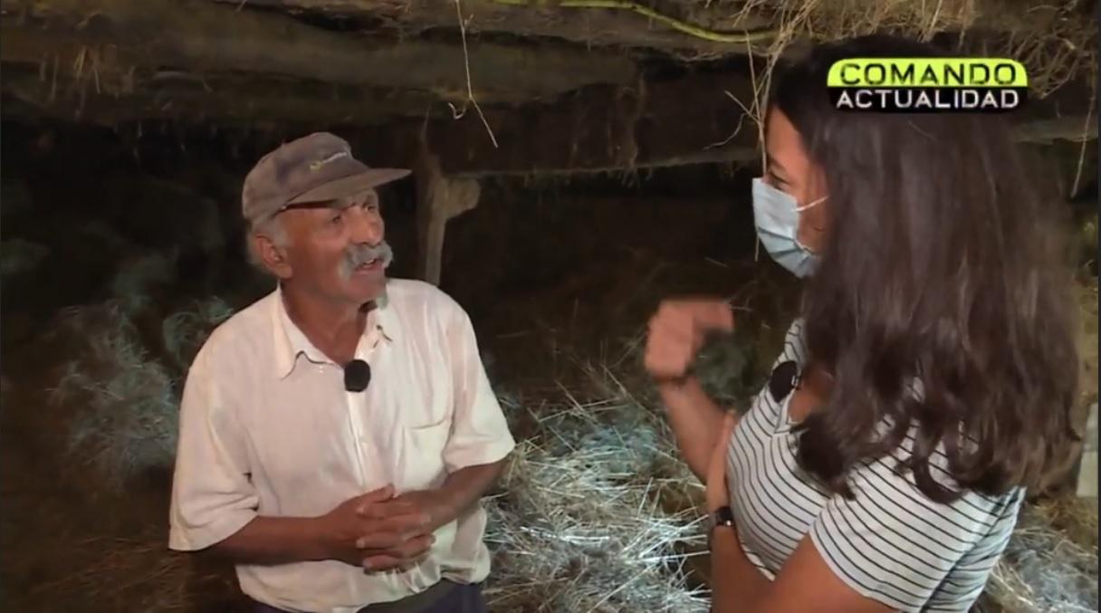Las pallozas de Balouta y las cuevas de Valporquero protagonistas mañana martes de 'Veraneo a la española' de Comando al sol' en Rtve 1