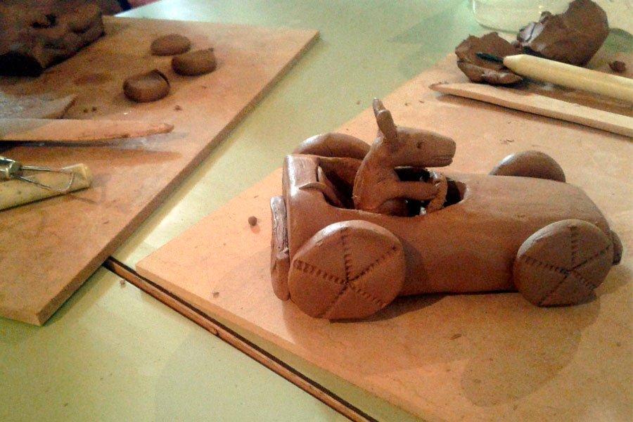 El Ayuntamiento de Camponaraya organiza un taller de escultura este sábado 1