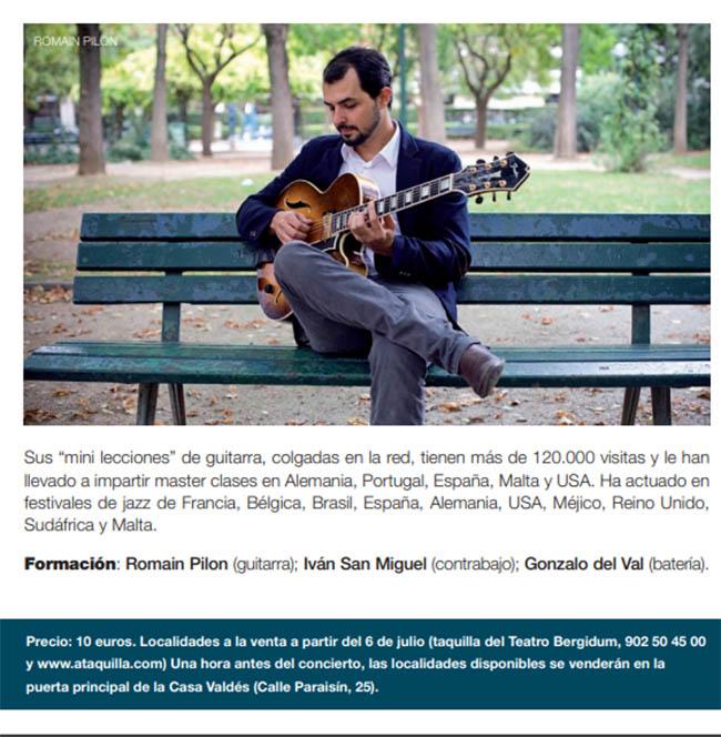El festival 'KM.251 Ponferrada es Jazz' llega a la su quinta edición 10