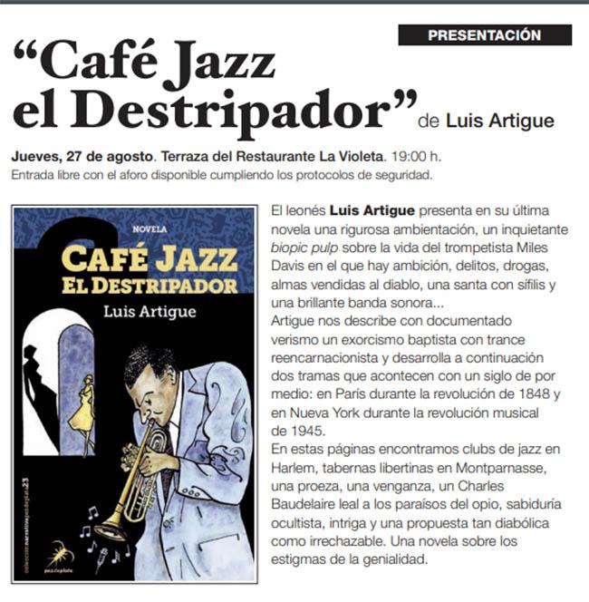 El festival 'KM.251 Ponferrada es Jazz' llega a la su quinta edición 11