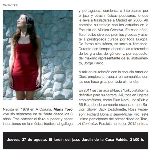 El festival 'KM.251 Ponferrada es Jazz' llega a la su quinta edición 13