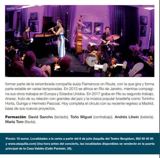 El festival 'KM.251 Ponferrada es Jazz' llega a la su quinta edición 14