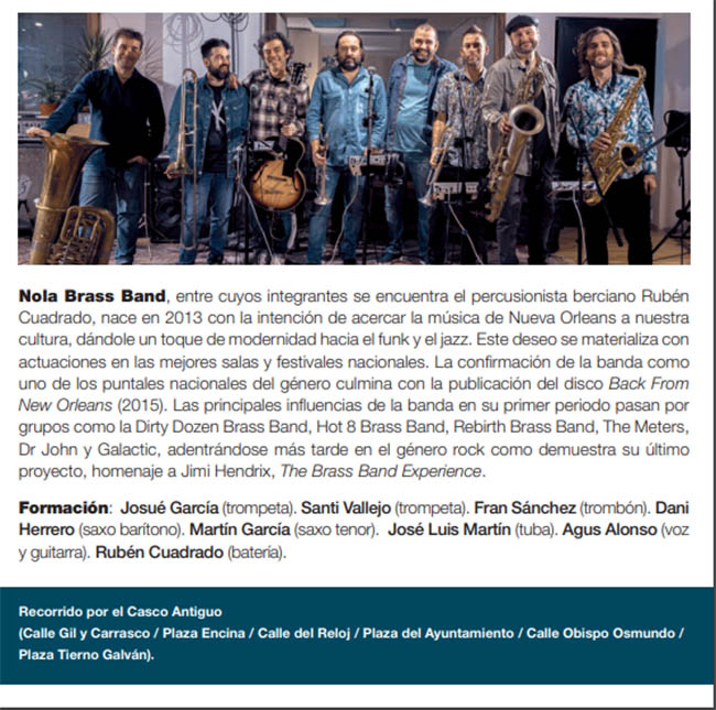 El festival 'KM.251 Ponferrada es Jazz' llega a la su quinta edición 18