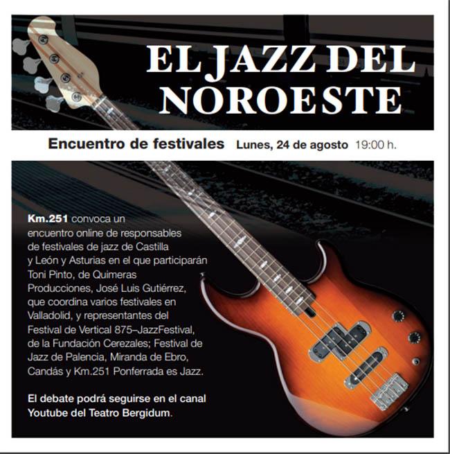 El festival 'KM.251 Ponferrada es Jazz' llega a la su quinta edición 6