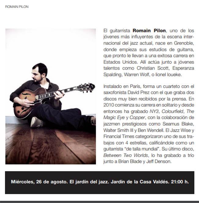 El festival 'KM.251 Ponferrada es Jazz' llega a la su quinta edición 9