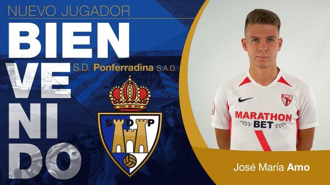 La Ponferrradina confirma el fichaje de Jose María Amo 2