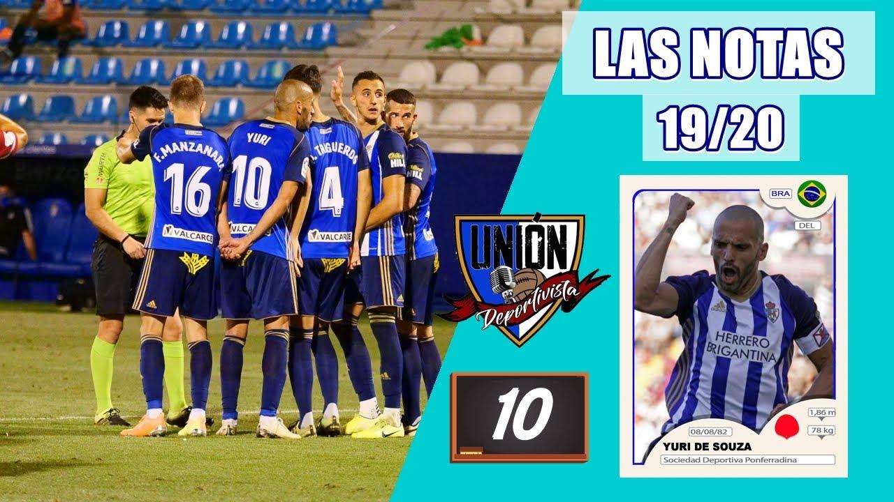 La Deportiva a examen: Unión Deportivista repasa uno a uno a los jugadores y entrenador del equipo berciano en la temporada 19-20 1