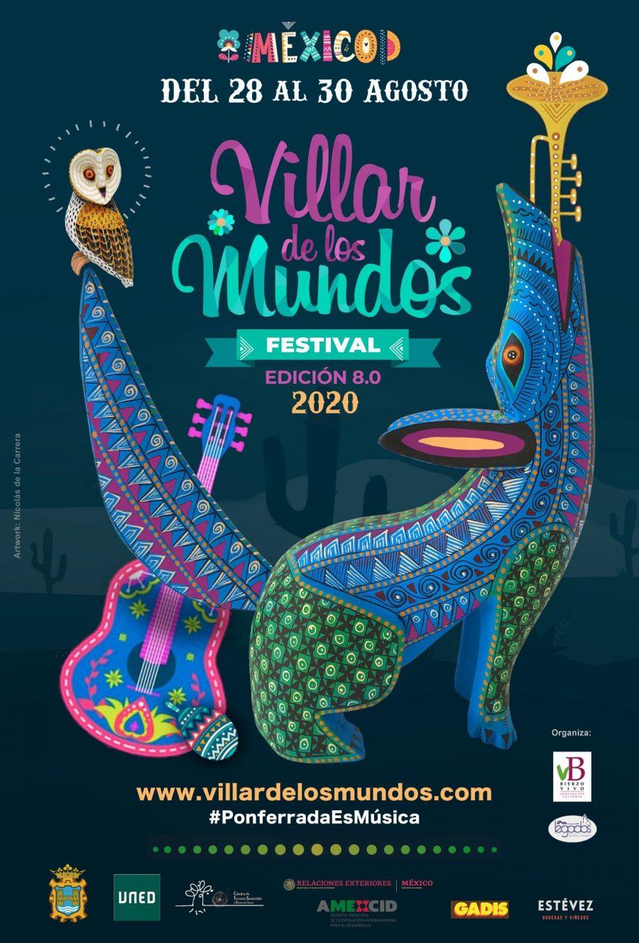 El VIII Festival Villar de los Mundos llega a finales de mes con actividades físicas y virtuales 2