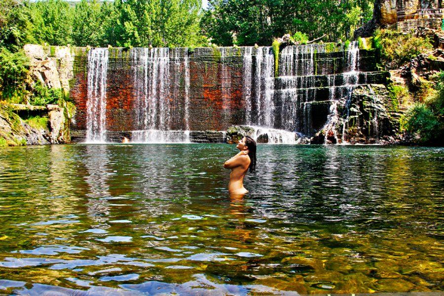 La revista Traveler también pone el foco en el Salto del Pelgo y lo denomina 'La cascada más fotografiable' 1