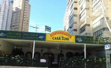 Reseñas gastronómicas: Restaurante Toni en Benidorm 9