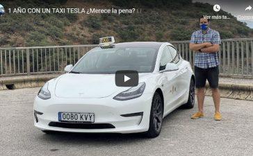 El taxista ponferradino Álvaro Cubero valora su primer año conduciendo un Tesla Model 3 electrico ¿Realmente vale la pena? 7