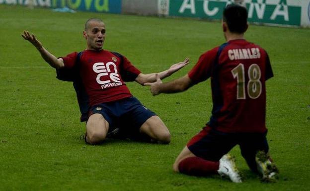 'O fenomeno' Yuri de Souza cumple hoy 11 años de su primer partido vistiendo la camiseta blanquiazul 2