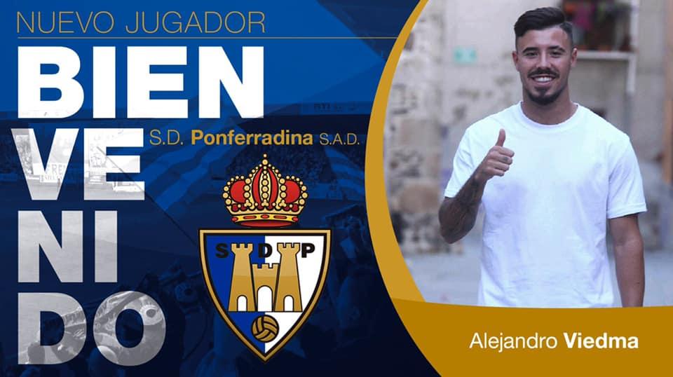 La Deportiva incorpora a Alejandro Viedma procedente del Cádiz 1
