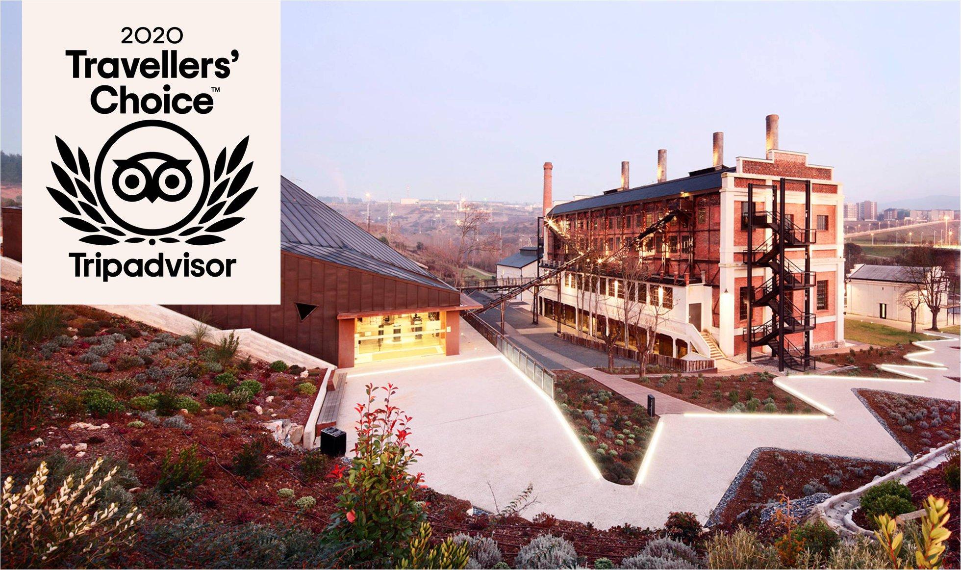 El Museo de la Energía galardonado con el Traveller Choice de Trip Advisor 1